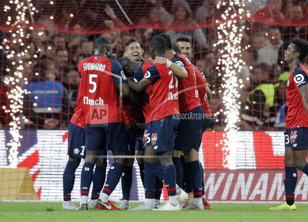 PARIS | Lille off to best French league start in 66 years