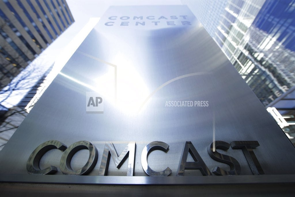 LONDON | Comcast beats Fox in Sky auction with $39B bid