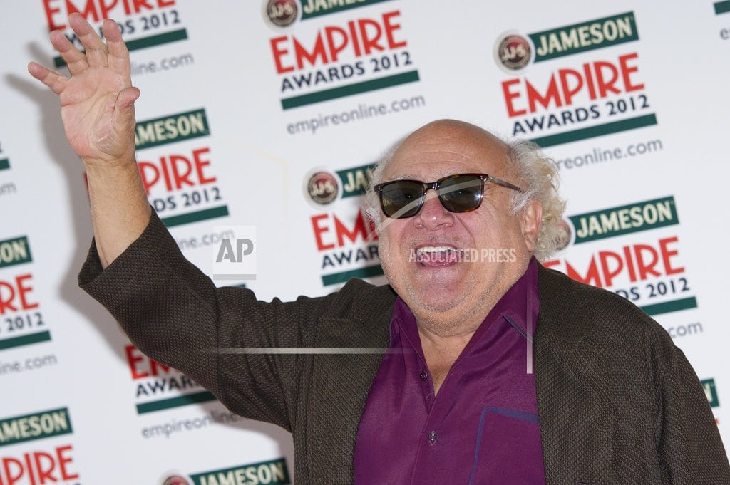 SAN SEBASTIAN, Spain | Danny DeVito receives lifetime achievement award in Spain
