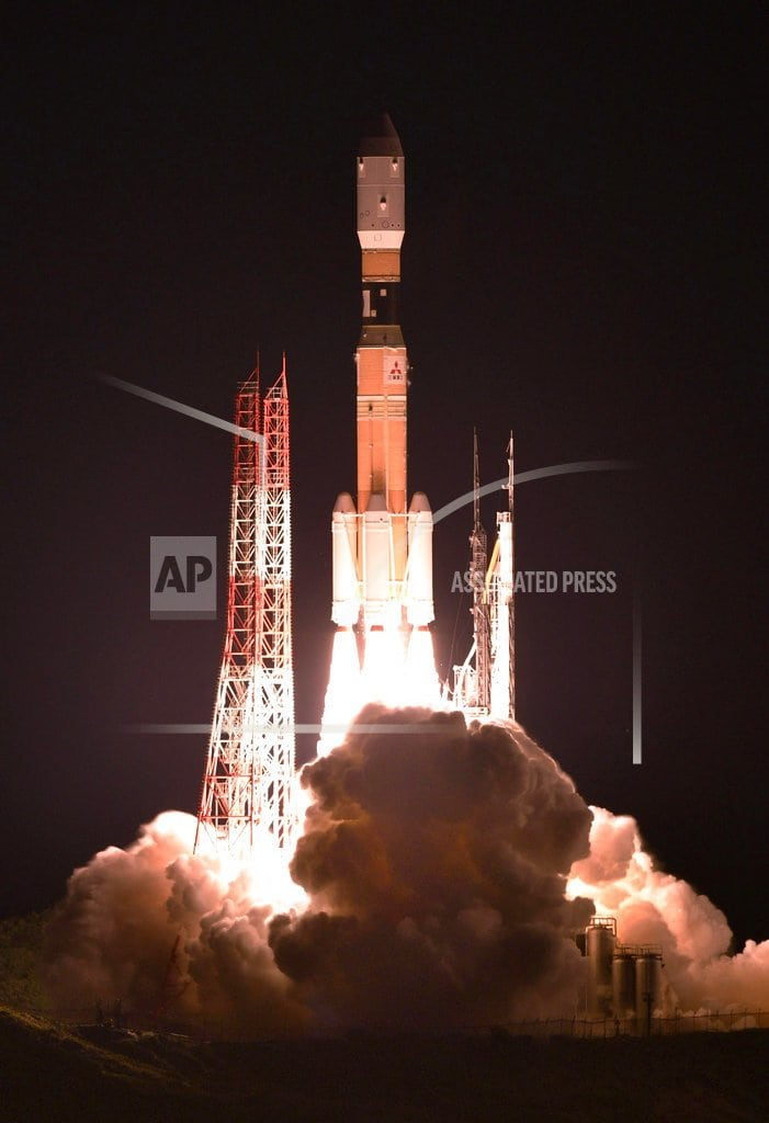 TOKYO| Japanese supply ship heads to space station after delays