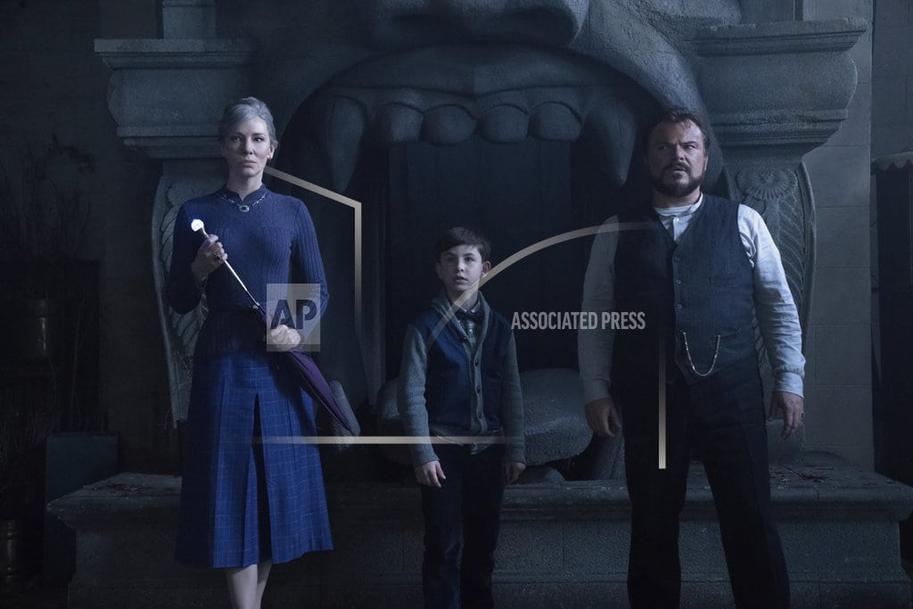 NEW YORK | Box office top 20: 'The House With a Clock' is no. 1