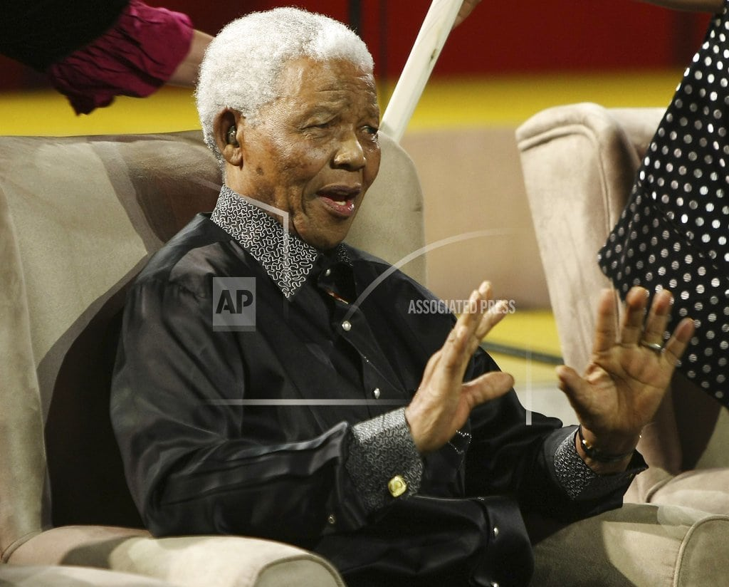 JOHANNESBURG | Mandela: A life of soaring symbolism, now harnessed by UN