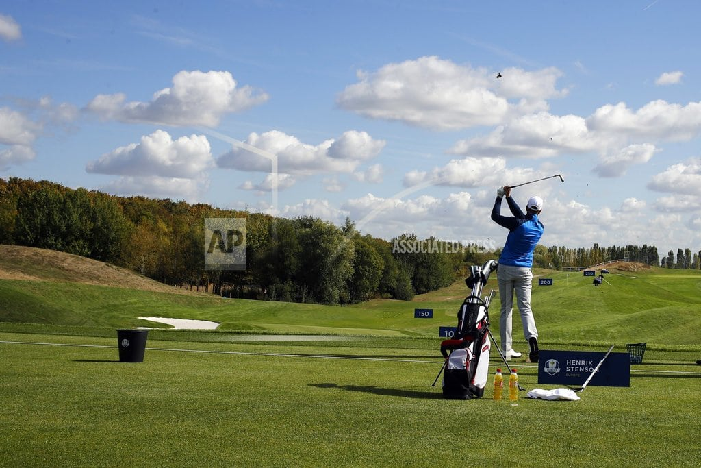SAINT-QUENTIN-EN-YVELINES, France | Tiger Woods winning adds to Ryder Cup buzz