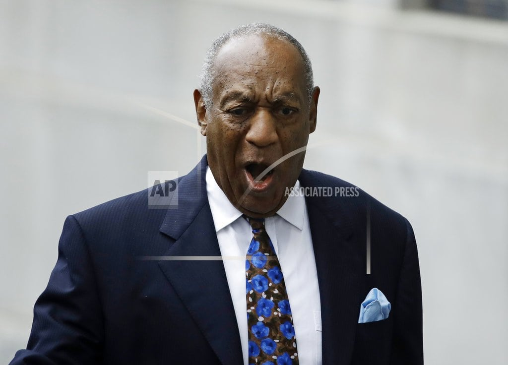 NORRISTOWN, Pa. | The Latest: Cosby's other accusers won't speak at sentencing
