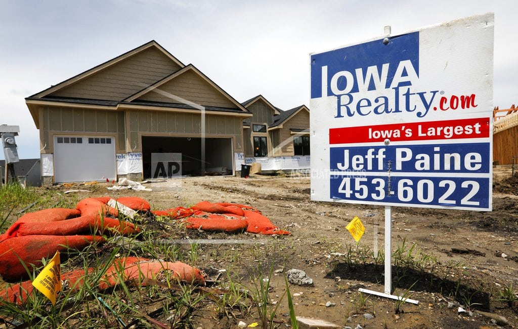 WASHINGTON | After a lull, new-home sales up 3.5 percent in August
