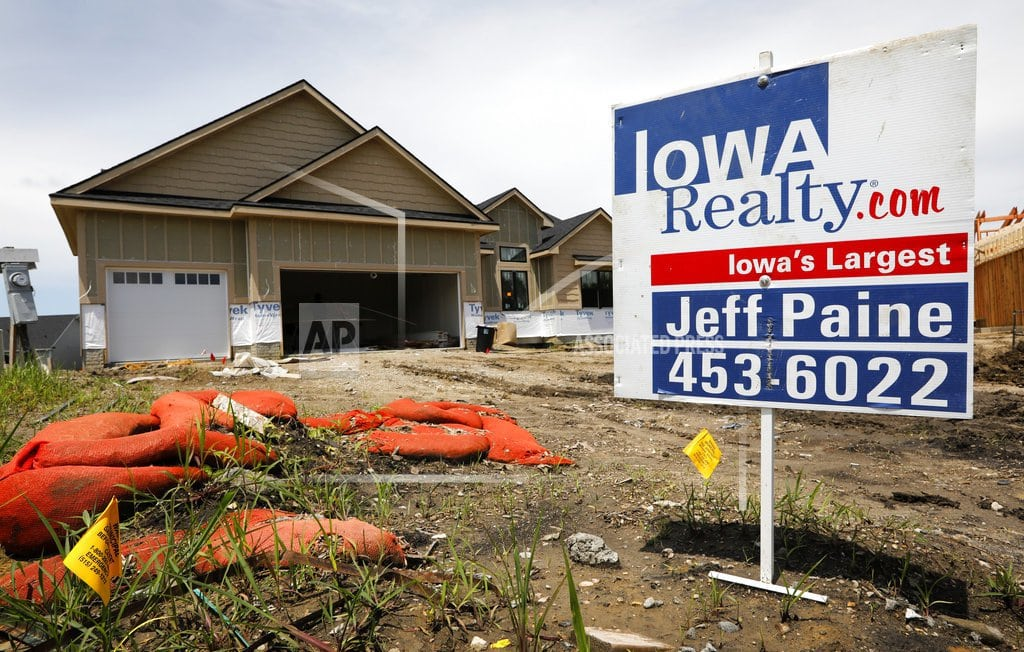 WASHINGTON | US new-home sales rose 3.5 percent in August