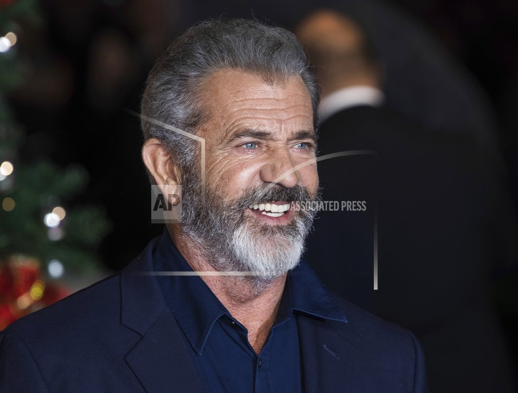 NEW YORK | Mel Gibson to direct, co-write remake of 'The Wild Bunch'