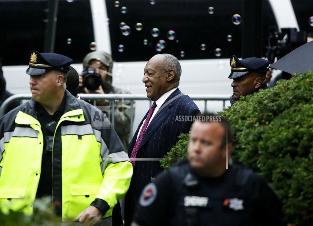 NORRISTOWN, Pa   Bill Cosby's day of reckoning arrives in court