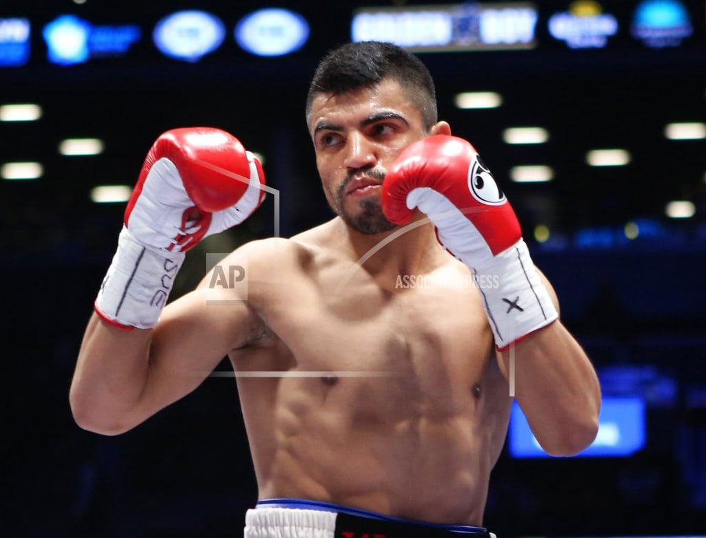 OXNARD, Calif.   Former WBC welterweight champ Victor Ortiz charged with rape