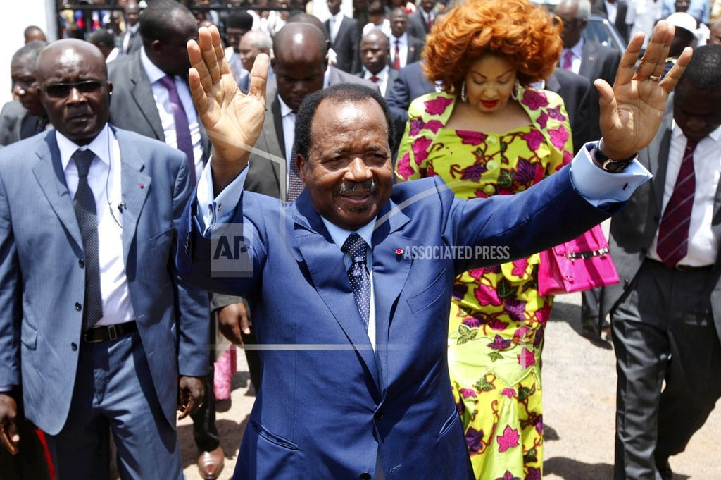 YAOUNDE, Cameroon | Cameroon lurches toward election amid separatist conflict