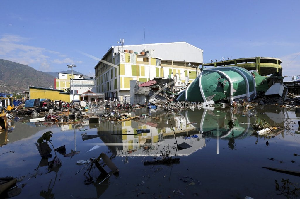 MAKASSAR, Indonesia  | Warning system might have saved lives in Indonesian tsunami