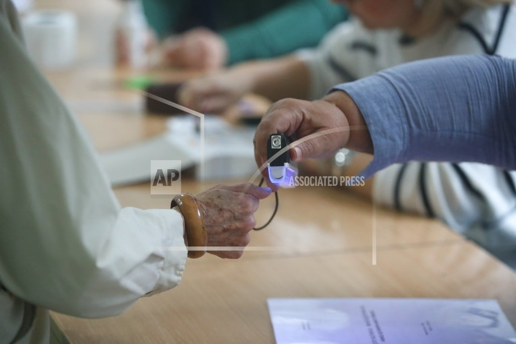 SKOPJE, Macedonia  | The Latest: Turnout for Macedonian name change vote is low