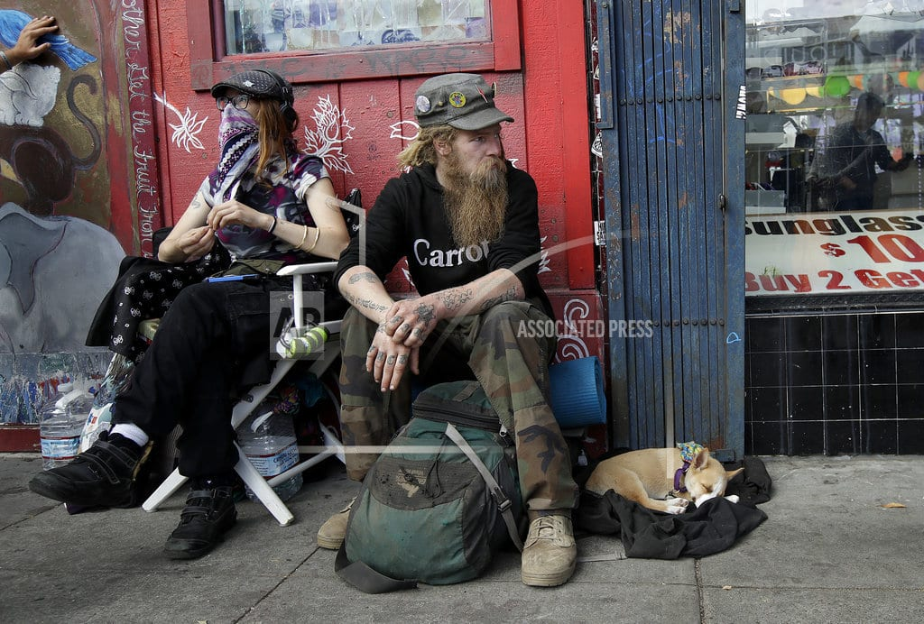 SAN FRANCISCO   Rich San Francisco businesses could face homelessness tax