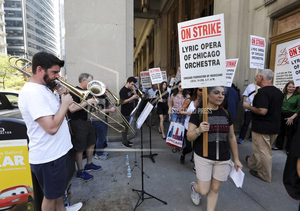 CHICAGO | Lyric Opera of Chicago: Musicians have ratified labor deal