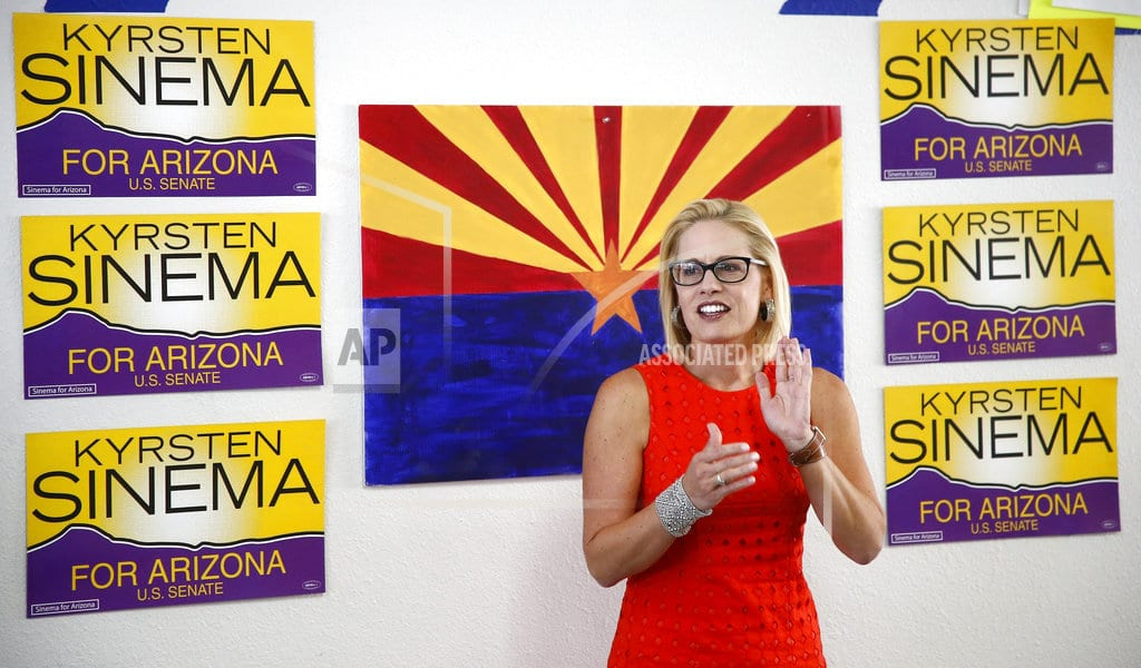 PHOENIX | Democratic candidates focus on health care as midterms near