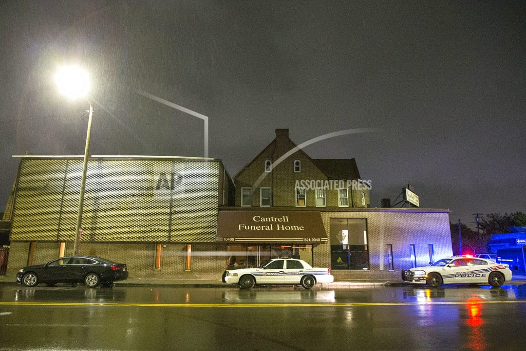 DETROIT  More agencies join probe into infant remains at funeral home