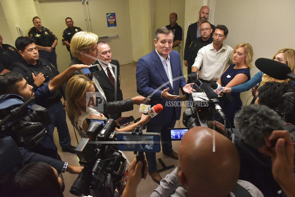 HOUSTON | Cruz, O'Rourke debate may be last chance for big moment