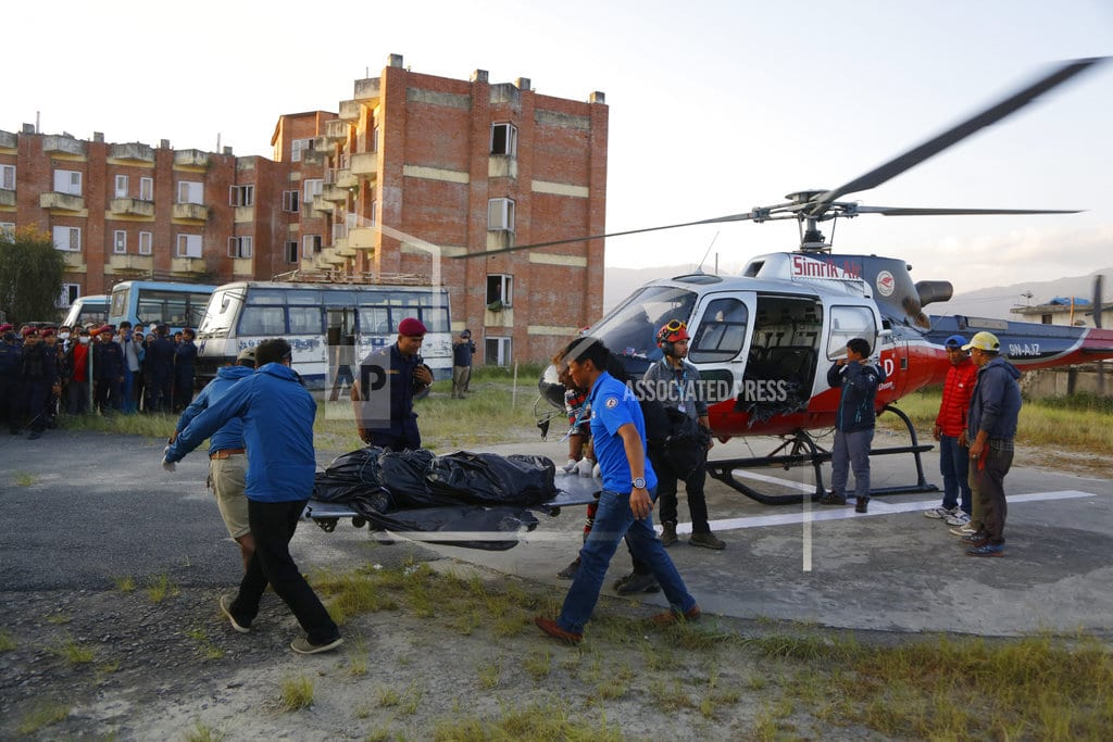 KATHMANDU, Nepal| Climbers who died in Nepal storm included famed South Korean