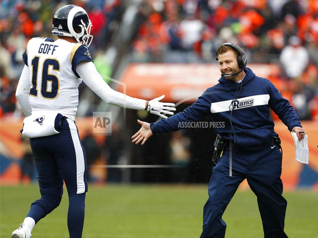 THOUSAND OAKS, Calif | McVay demands more from himself even as Rams remain unbeaten