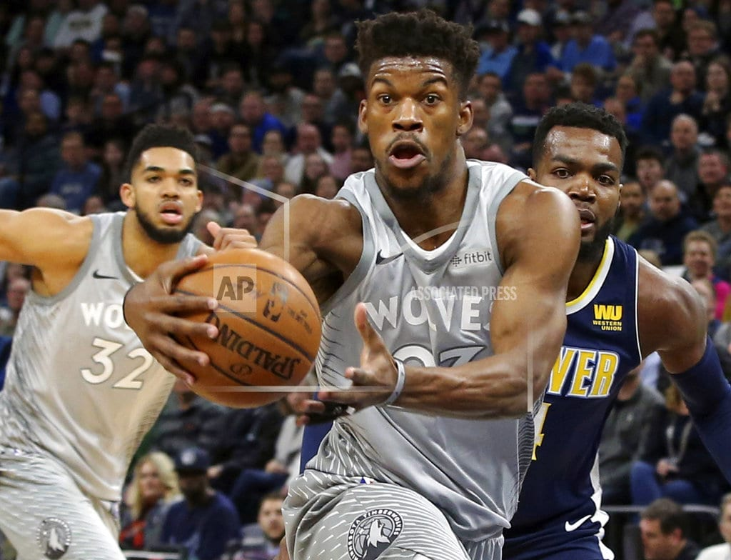MINNEAPOLIS | Butler to join Wolves in opener at Spurs, despite asking out