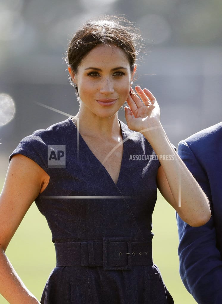 SYDNEY | The Latest: UK prime minister congratulates Harry and Meghan