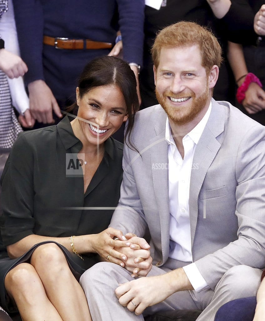 SYDNEY | The Latest: Tourists in London react to royal baby news