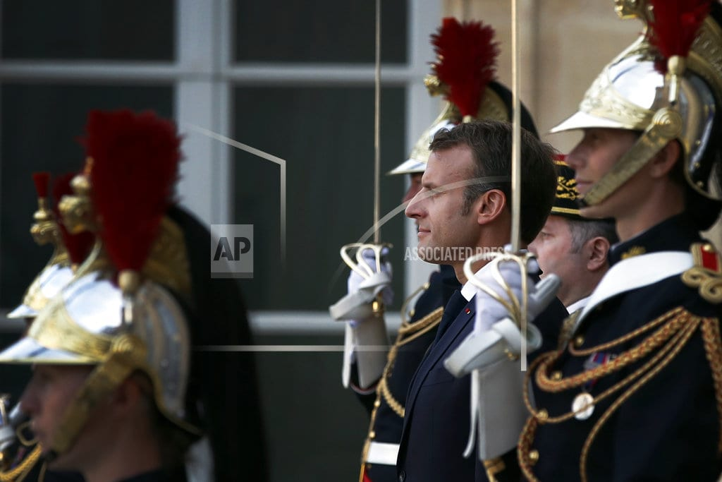 PARIS | Macron seeks to regain initiative with government reshuffle