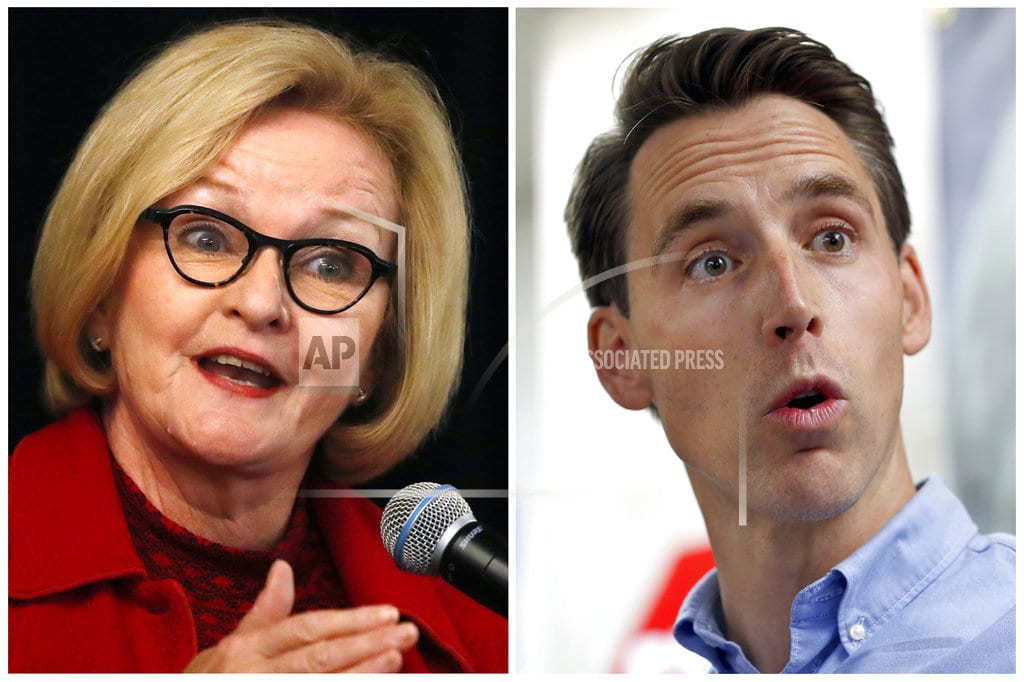 JEFFERSON CITY, Mo. | McCaskill brings in another $8.5M for Senate re-election bid