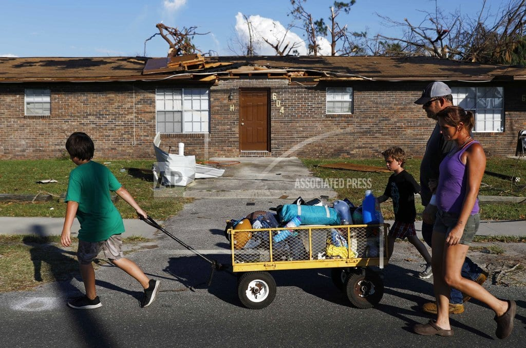 TALLAHASSEE, Fla.| In Florida, a slow wait for news on hurricane's death toll