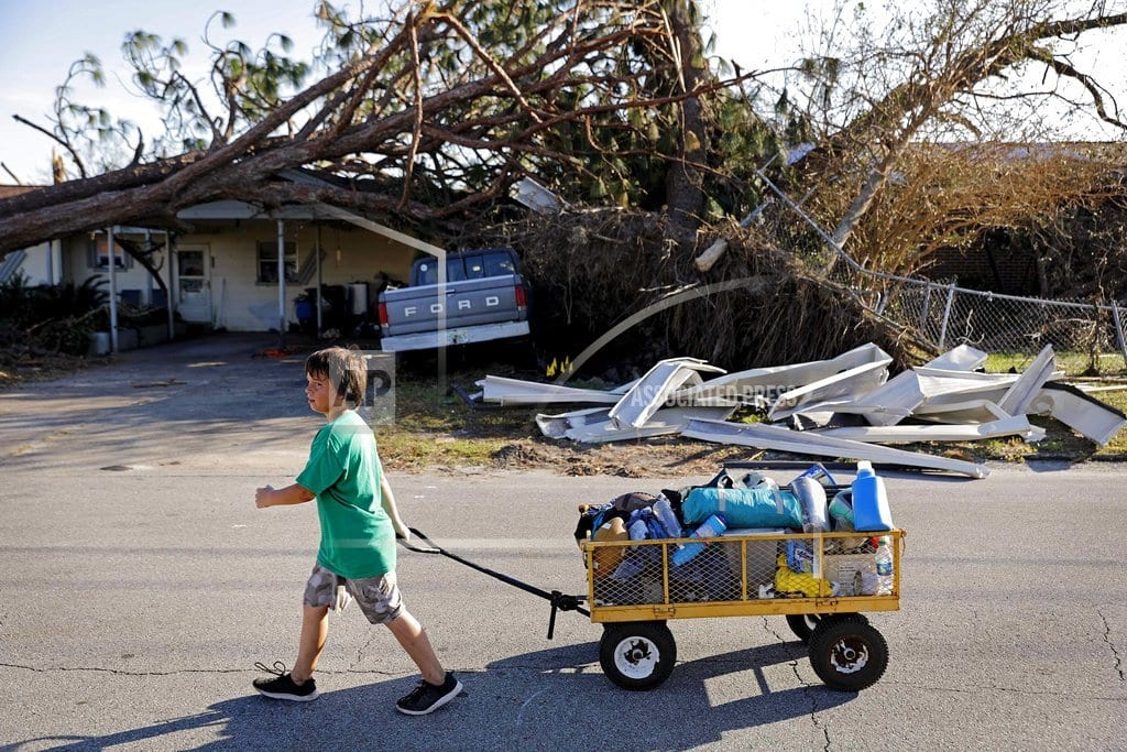 TALLAHASSEE, Fla | In Florida, determining hurricane death toll proves elusive