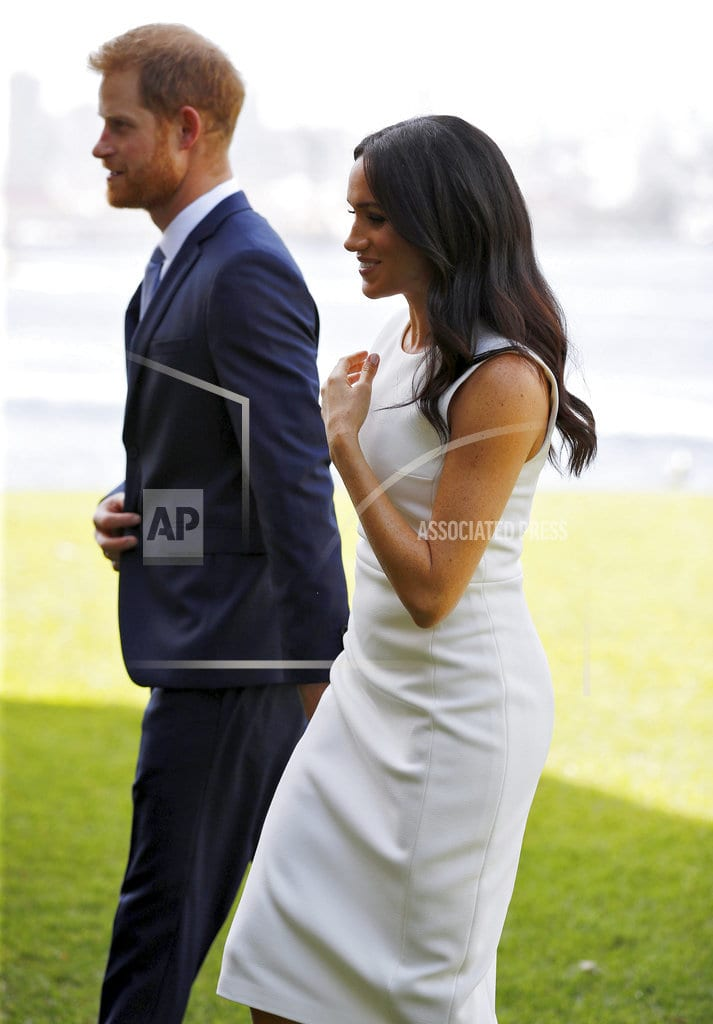 SYDNEY | Pregnant Duchess of Sussex starts official Australian tour