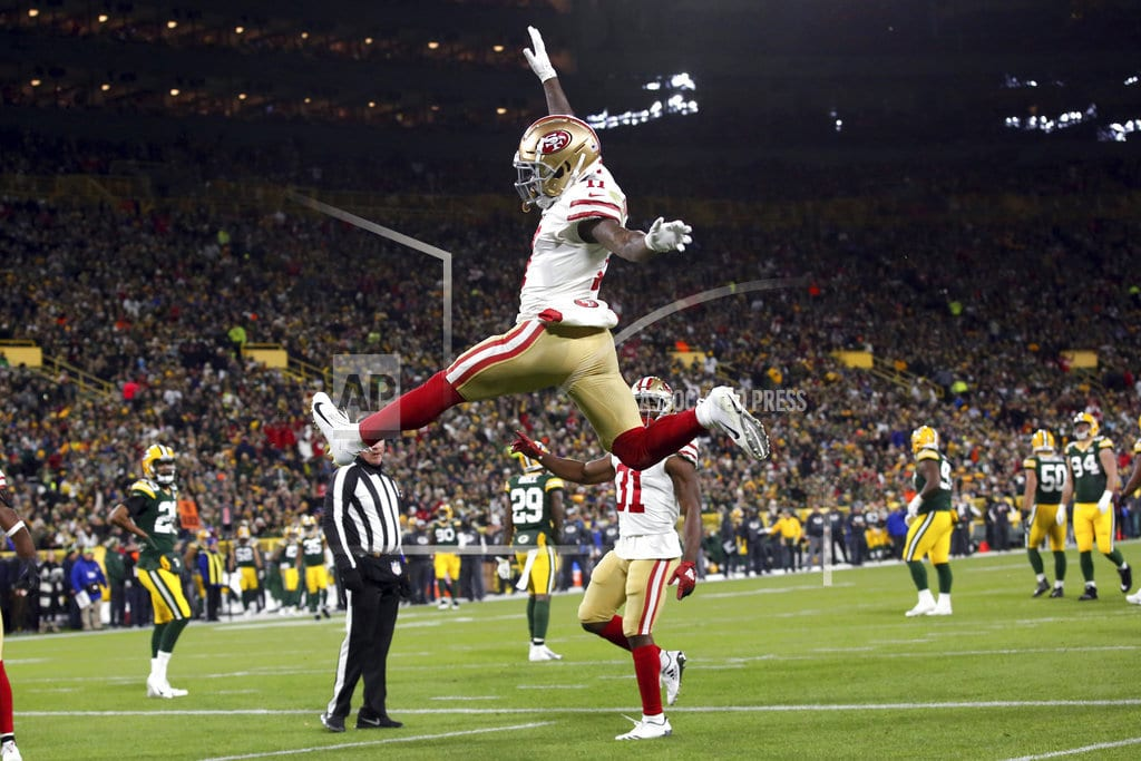 GREEN BAY, Wis | Crosby hits FG as time expires, Packers beat 49ers 33-30