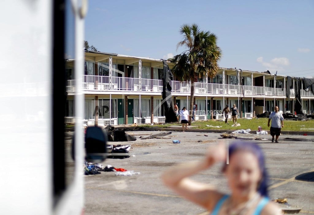 PANAMA CITY, Fla. | Scope of Michael's fury becomes clearer in Florida Panhandle