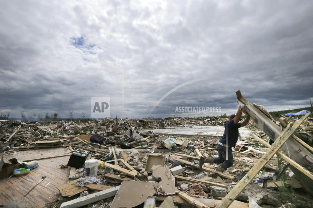 WASHINGTON | Tornadoes are spinning up farther east in US, study finds