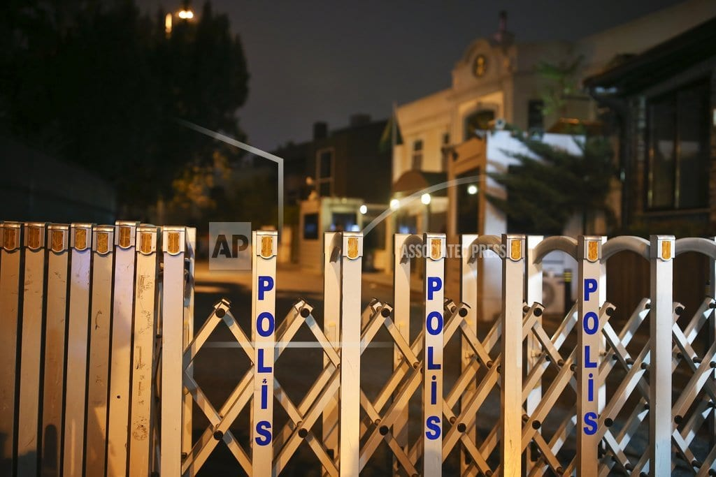 ISTANBUL| Turkish official: New evidence writer slain in consulate