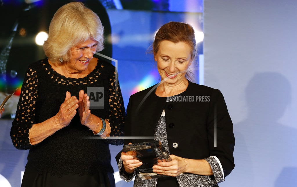 LONDON | Anna Burns wins Booker Prize with Troubles tale 'Milkman'