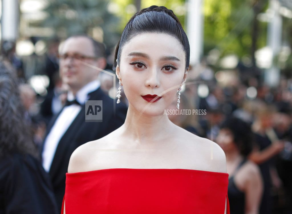 BEIJING| Film with Fan Bingbing, Bruce Willis canceled after tax case