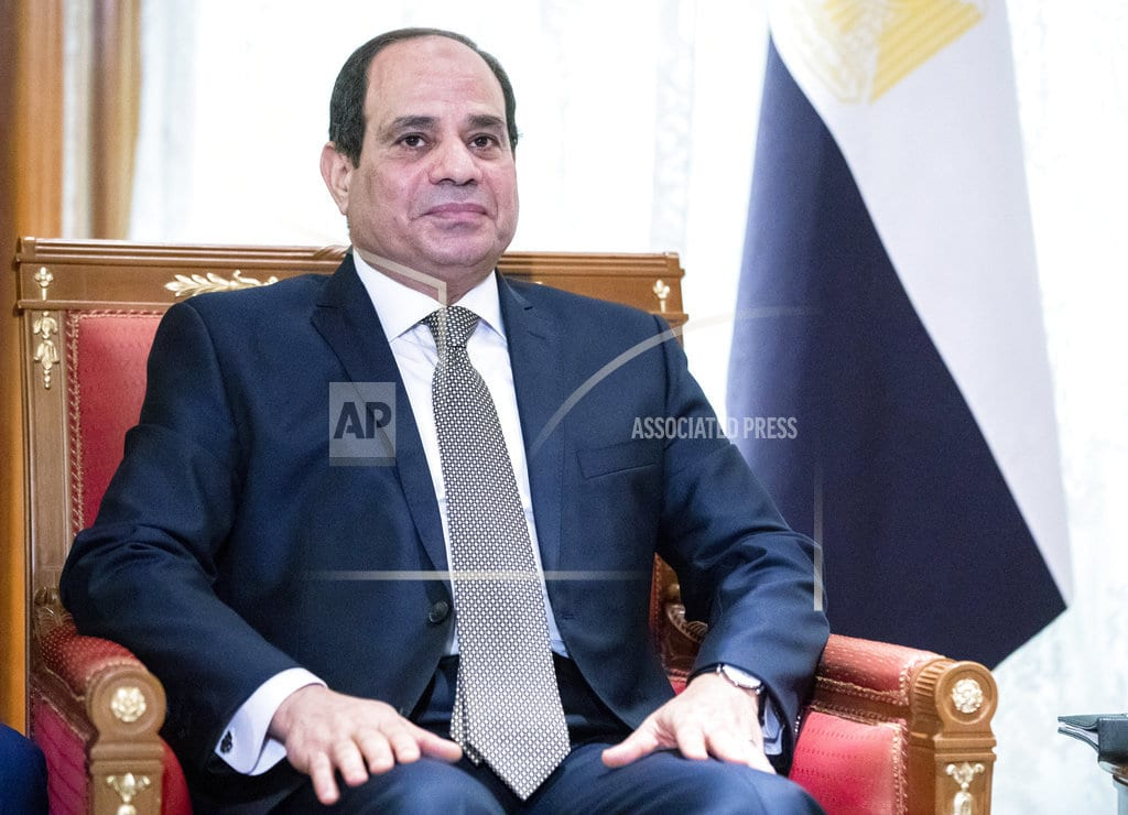 MOSCOW| Russian and Egyptian presidents sign partnership treaty
