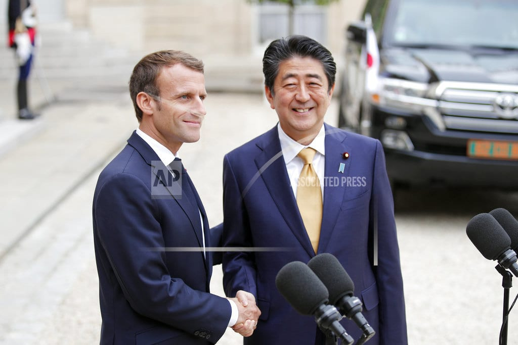 PARIS | French, Japanese leaders to discuss case of missing tourist