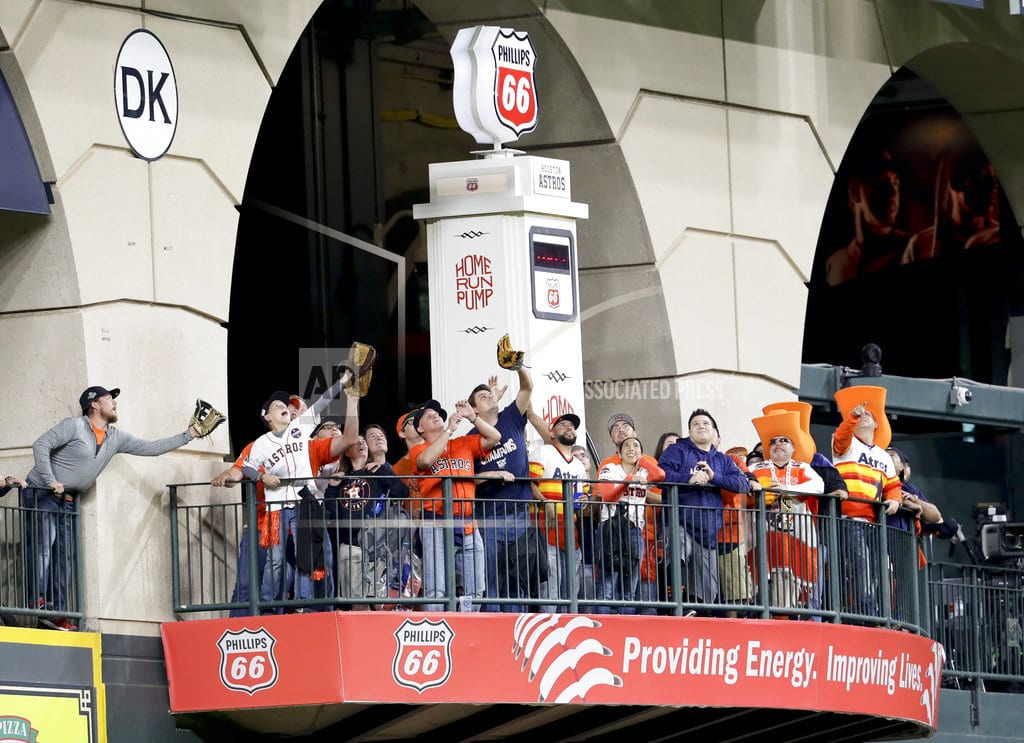 CLEVELAND | MLB says Astros doing surveillance, not spying in dugouts