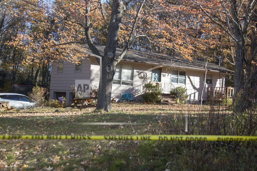 BARRON, Wis | The Latest: Sheriff thanks volunteers in missing girl case