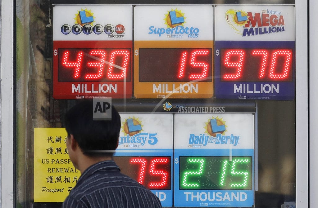 DES MOINES, Iowa | Mega Millions numbers for $1B jackpot announced