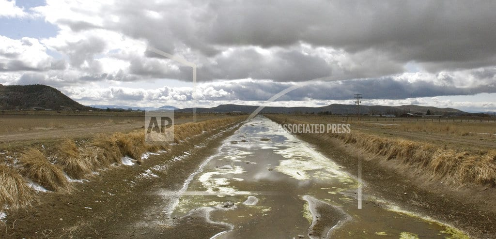 DENVER | Trump wants to cut red tape, hasten water projects in West