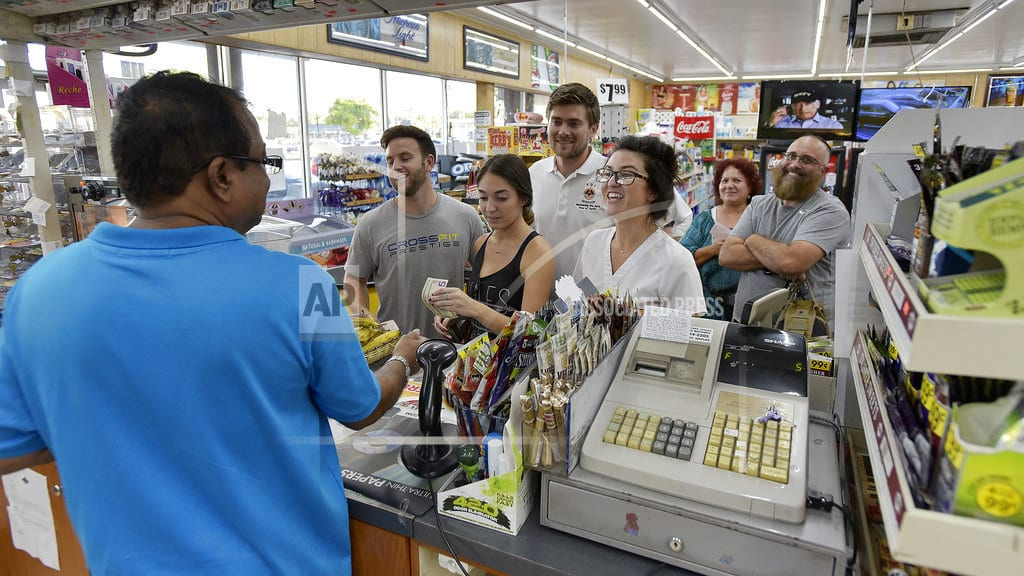 CHICAGO | Mega Millions players ponder how to spend record $1.6B prize