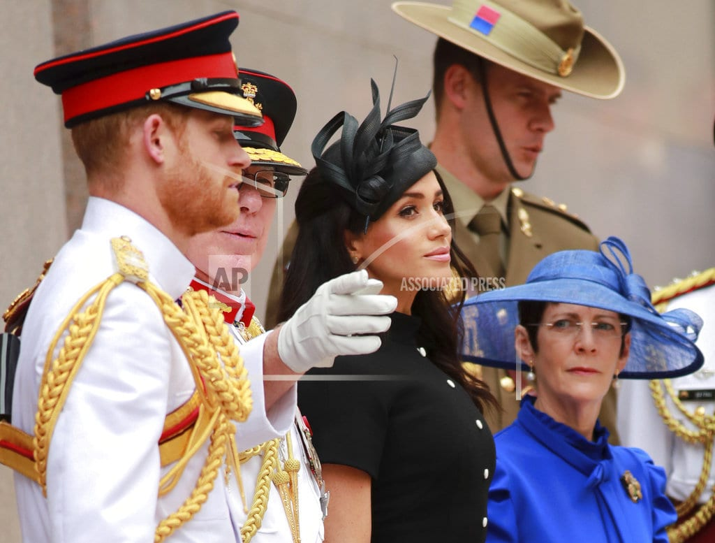 SYDNEY   Prince Harry opens memorial as royal tour continues