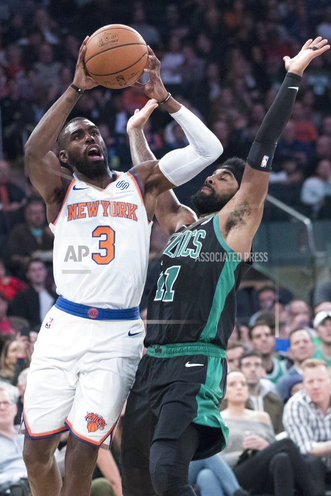 NEW YORK | Jayson Tatum scores 24 points, Celtics edge Knicks 103-101