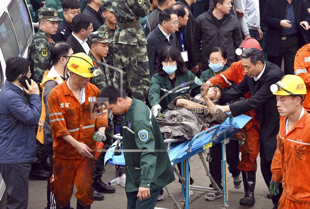 BEIJING| Eastern China coal mine accident kills 2, leaves 18 trapped