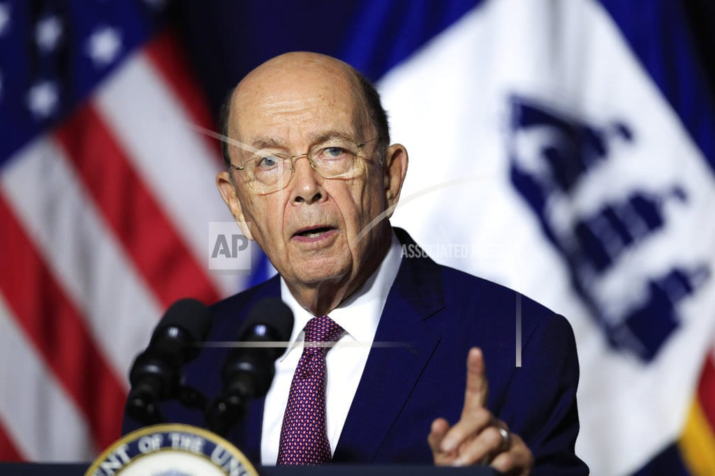 WASHINGTON | Supreme Court: Ross can't be questioned in census suit