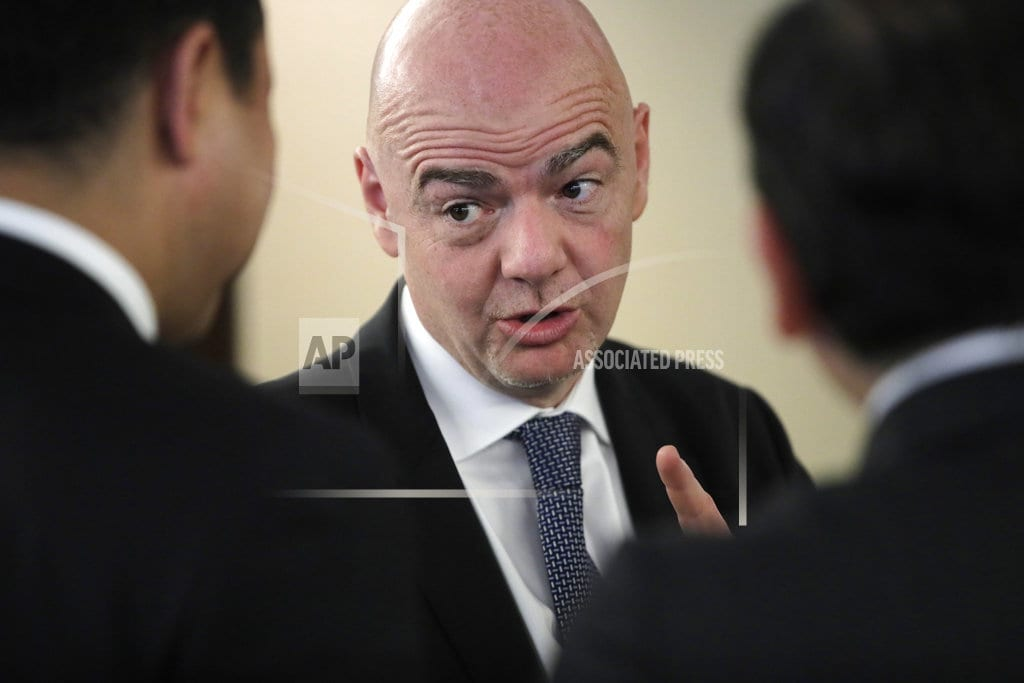 AP source: FIFA proposes annual Club World Cup