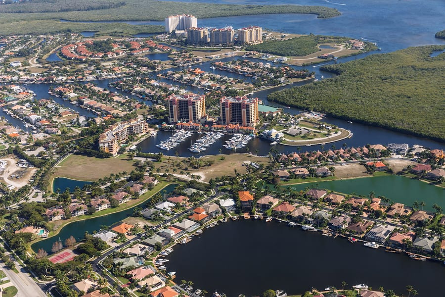 Top 10 Real Estate Teams / Agents with Most Recent Sales in Cape Coral, Florida Area